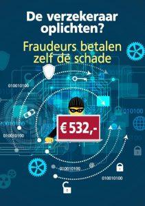onterecht beschuldigd van fraude door verzekeraar je betaald zelf de boete van 532 euro